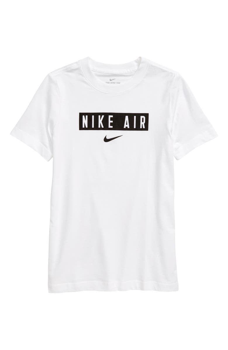 distribuidor mayorista lo último calidad real Nike Air Box Logo T-Shirt (Little Boys & Big Boys) | Nordstrom