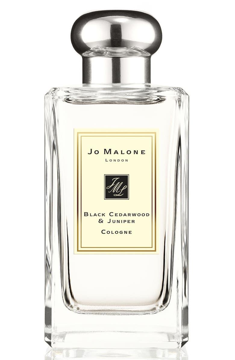 JO MALONE LONDON<SUP>™</SUP> Black Cedarwood & Juniper Cologne, Main, color, NO COLOR