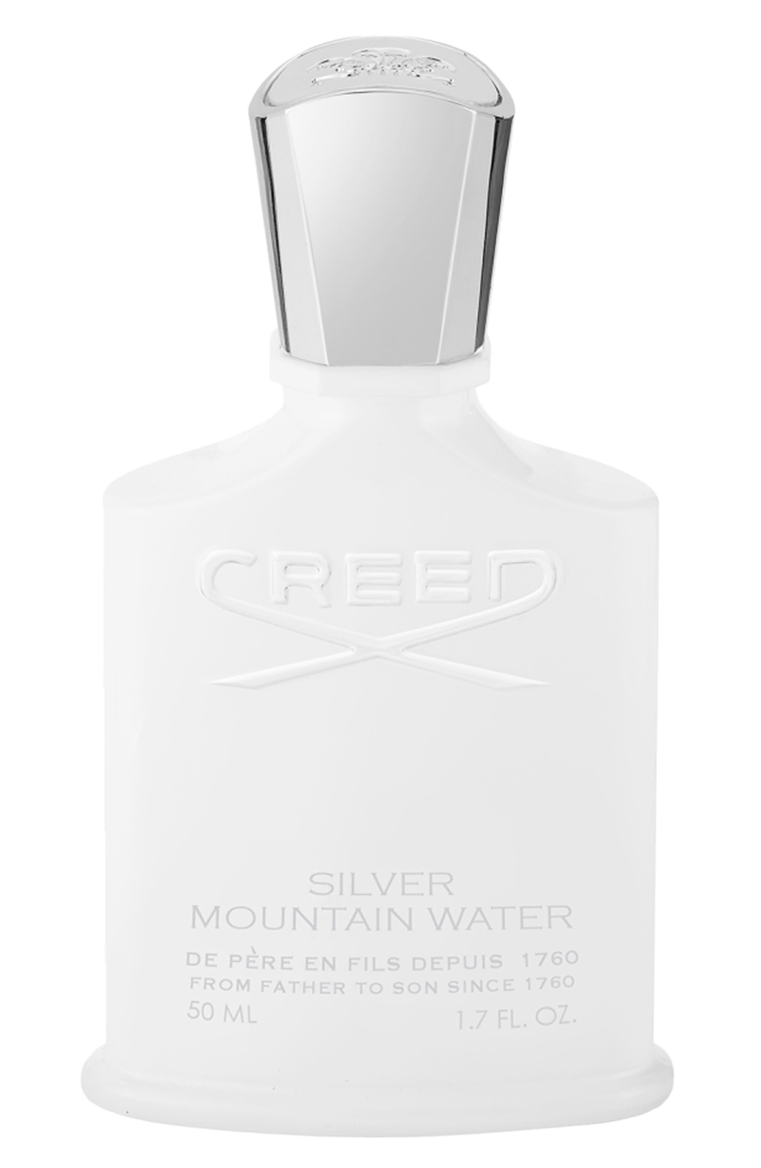 Silver Mountain Water Fragrance