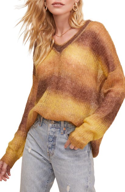 Astr Sweaters OMBRE SWEATER