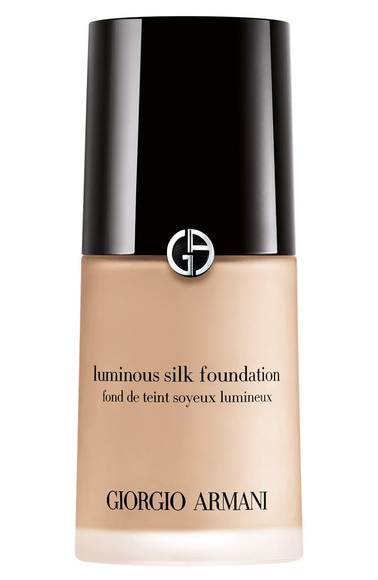 GIORGIO ARMANI Luminous Silk Foundation, Main, color, NO. 2