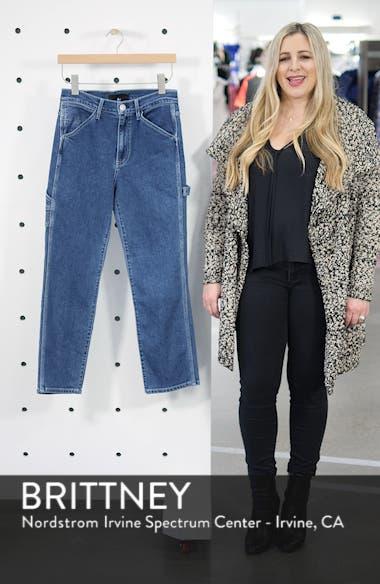 Rose Ankle Carpenter Jeans, sales video thumbnail