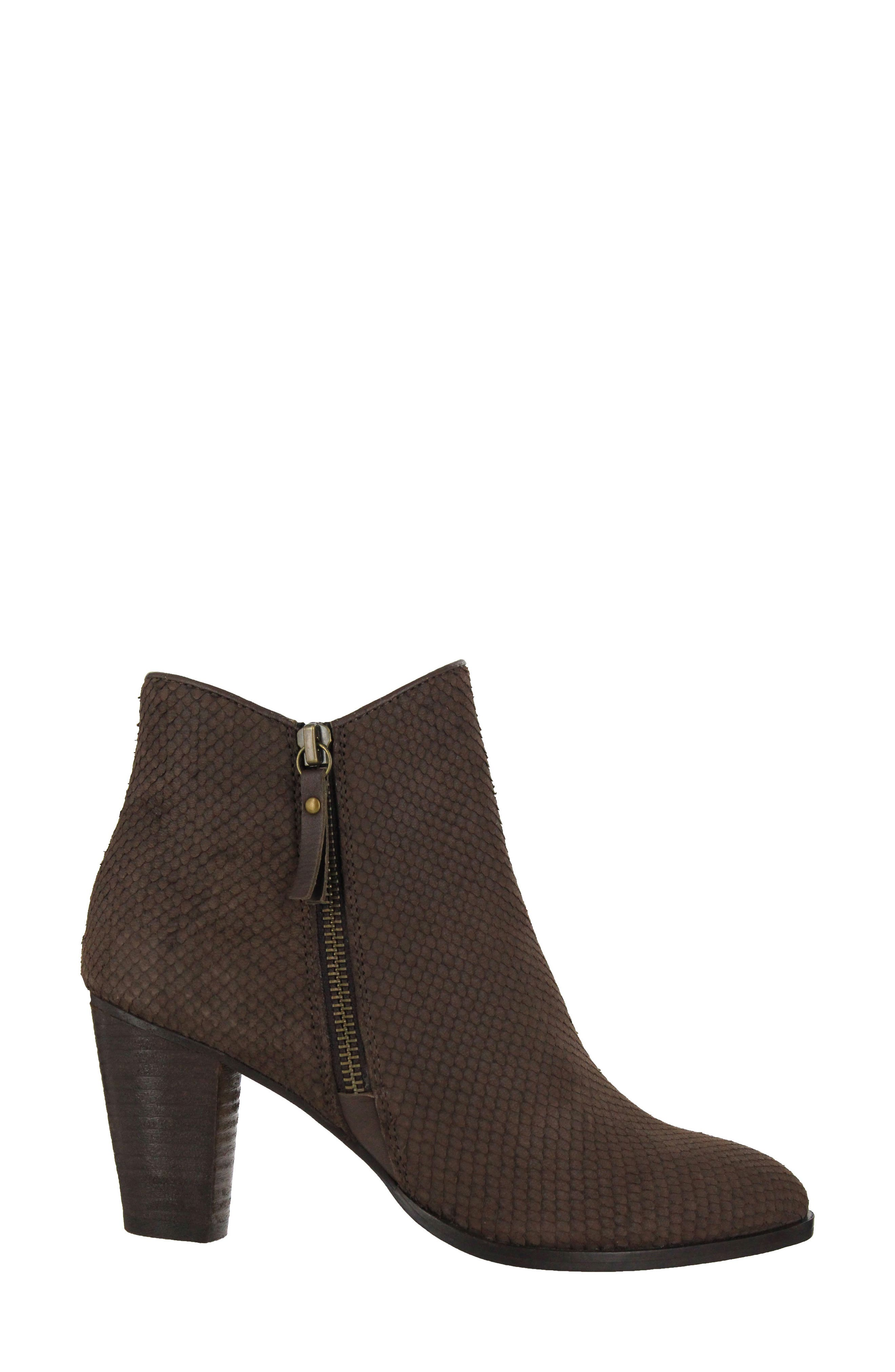 ,                             Maddock Block Heel Bootie,                             Alternate thumbnail 18, color,                             206