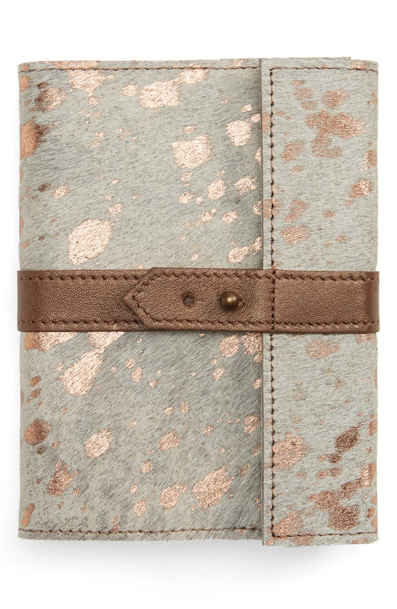 ANTHROPOLOGIE Montgomery Journal, Main, color, PINK
