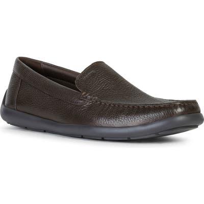 Geox Devan Water Resistant Driving Shoe, Brown