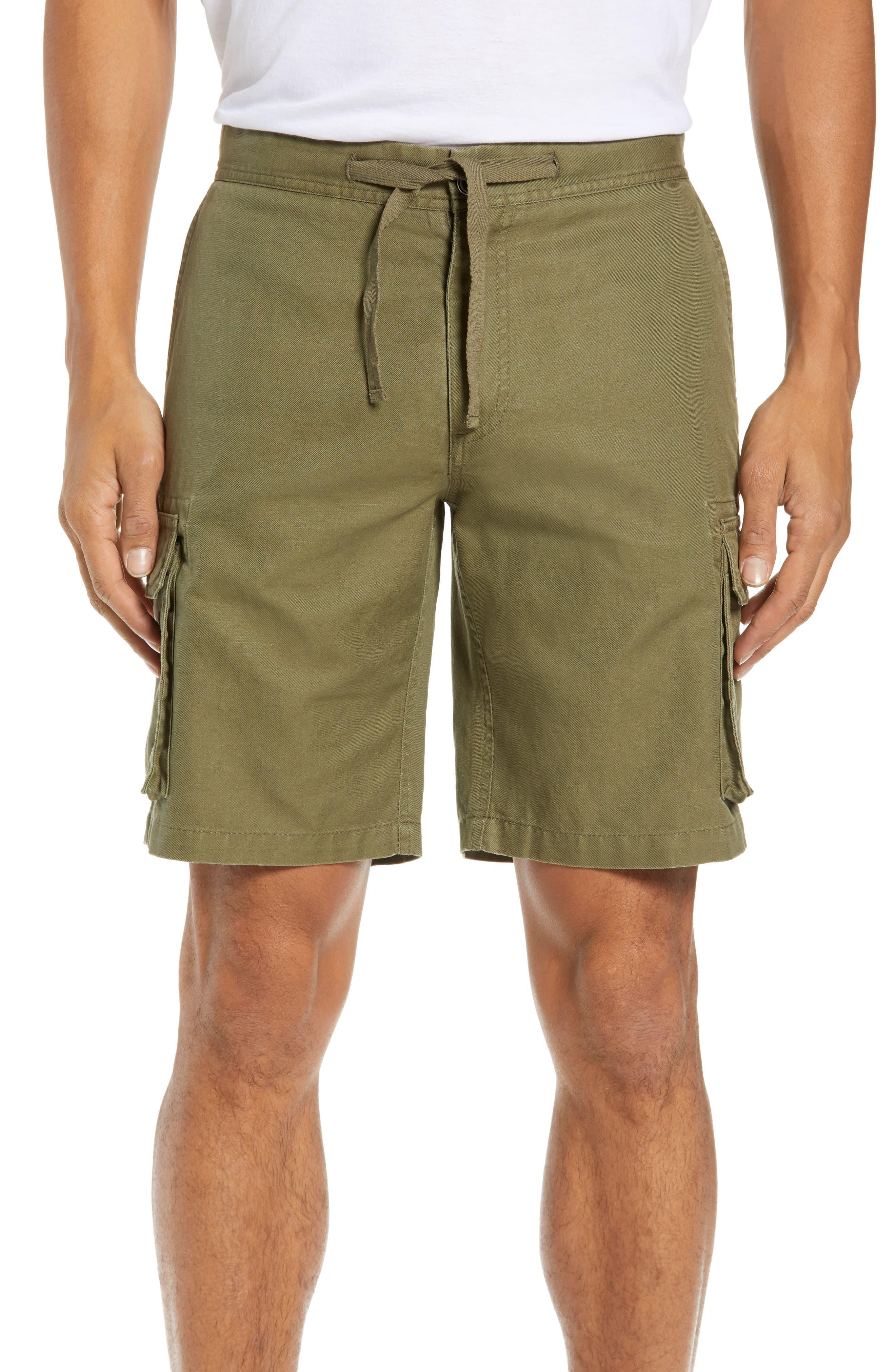 Rodd & Gunn Sandyford Cargo Shorts, Green