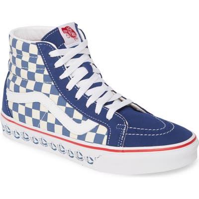 Vans Sk8-Hi Reissue Bmx Sneaker- Blue