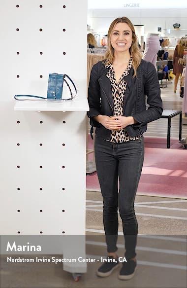 Token Smartphone Leather Crossbody Bag, sales video thumbnail