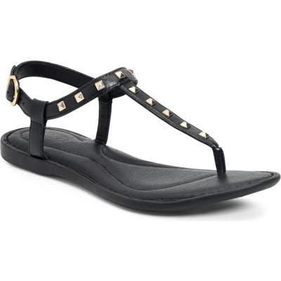 B?rn Adana Studded Sandal, Black