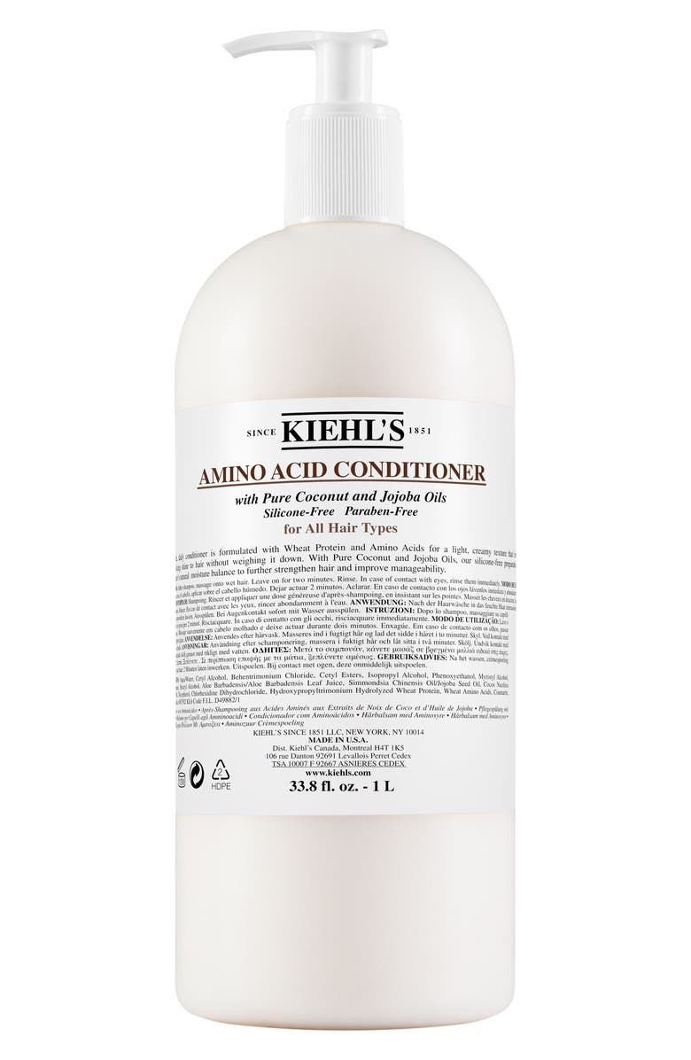 KIEHL'S SINCE 1851 Jumbo Amino Acid Conditioner, Main, color, NO COLOR