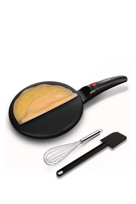 Image of NutriChef Electric Griddle Hot Plate Cooktop