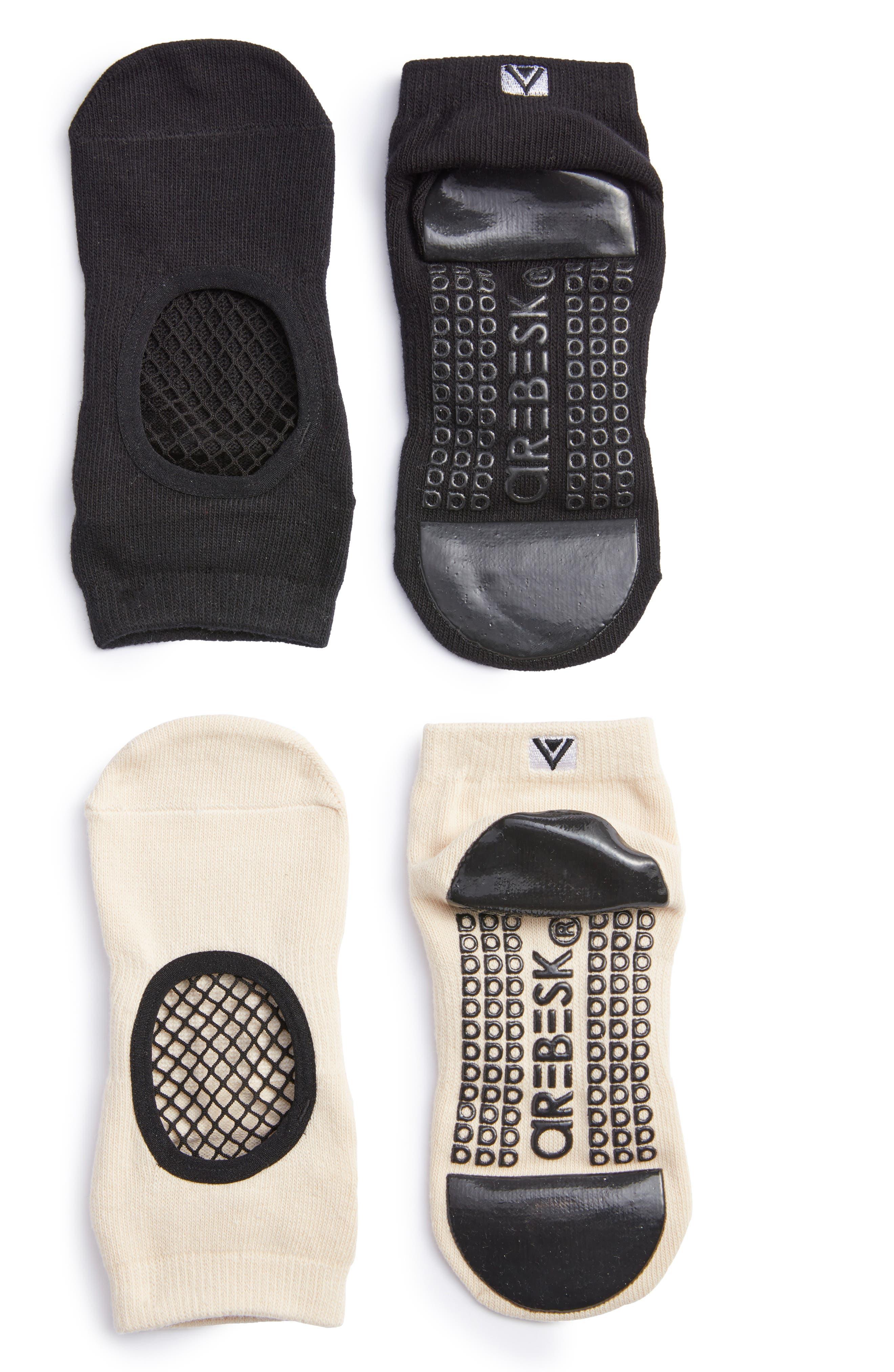 Phish Net Assorted 2-Pack Ankle Socks