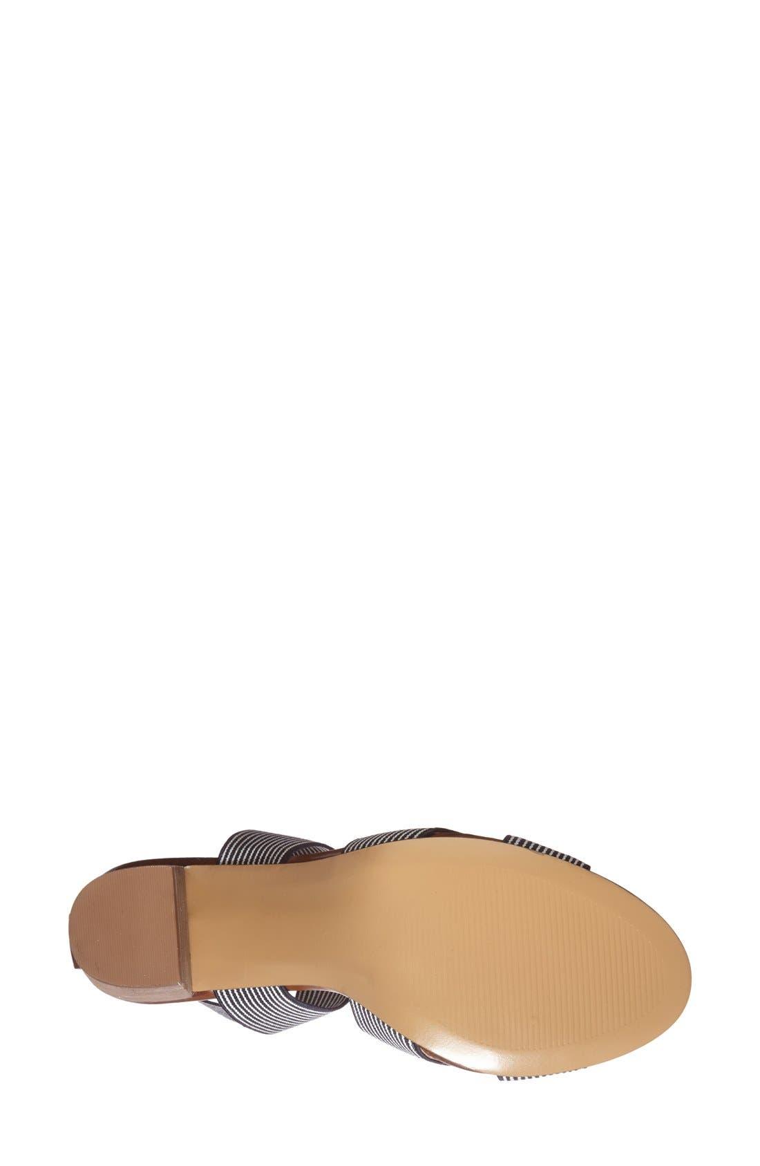 ,                             'Joesy' Block Heel Sandal,                             Alternate thumbnail 15, color,                             460