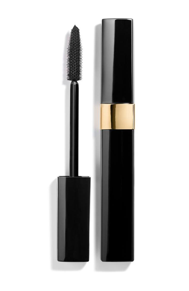 CHANEL INIMITABLE MASCARA <br />Volume - Length - Curl - Separation, Main, color, 10 NOIR BLACK