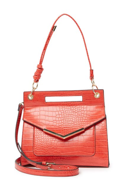 Lulu Jacee Triple Handle Shoulder Bag (3 color options)