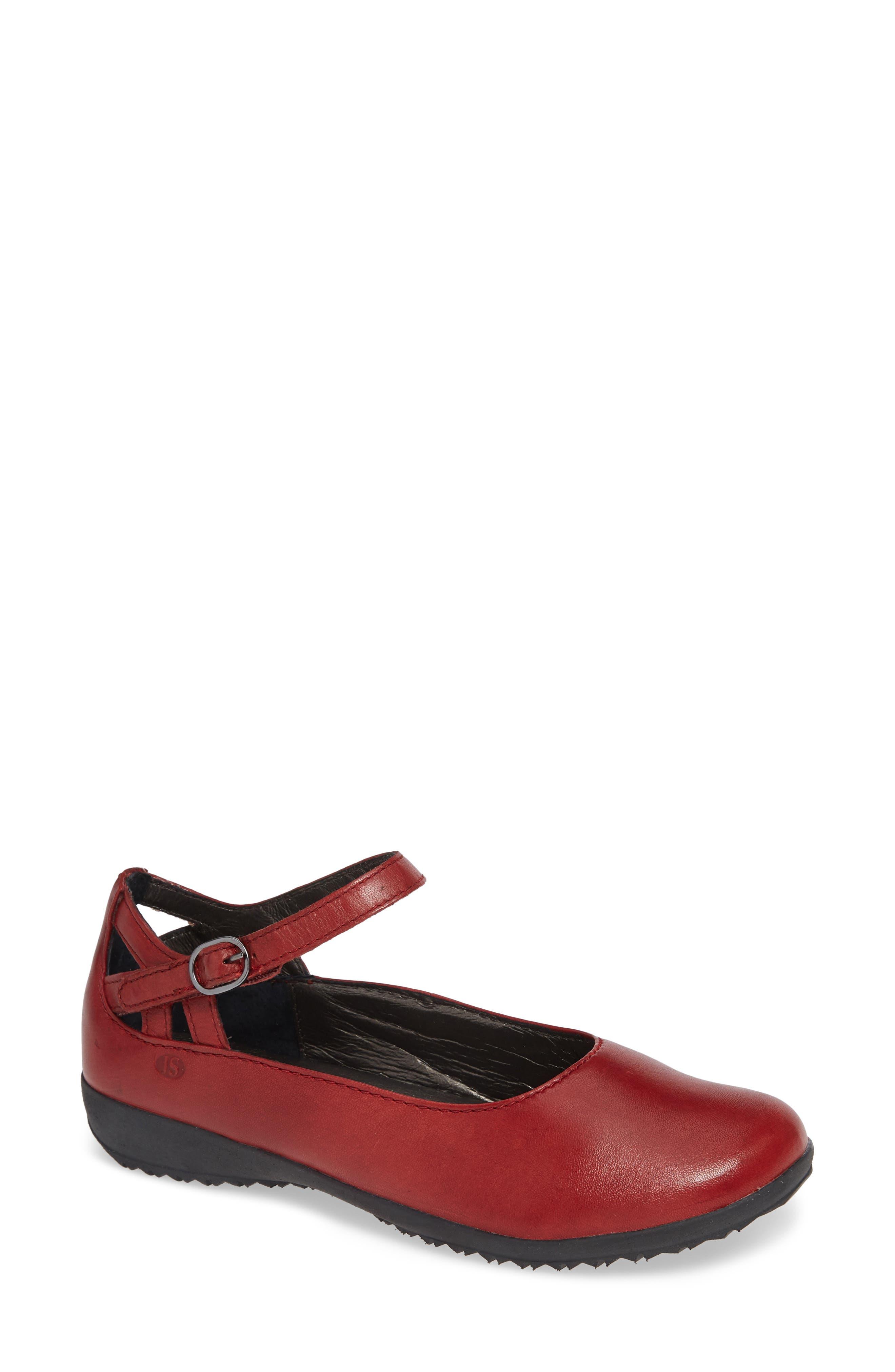 Josef Seibel Naly 22 Shoe, Red