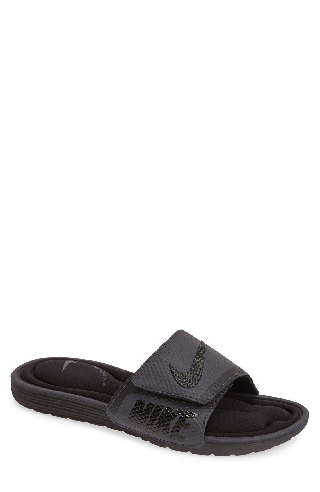 Nike 'Solarsoft Comfort Slide' Sandal