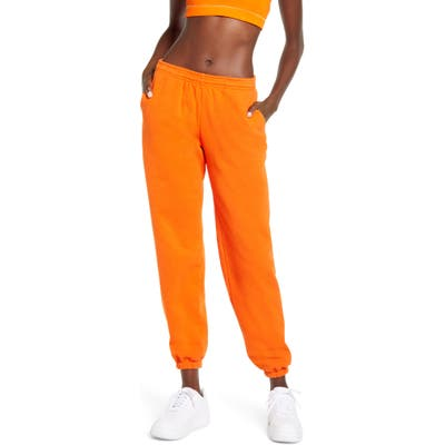 Melody Ehsani Me. Rose Sweatpants, Orange