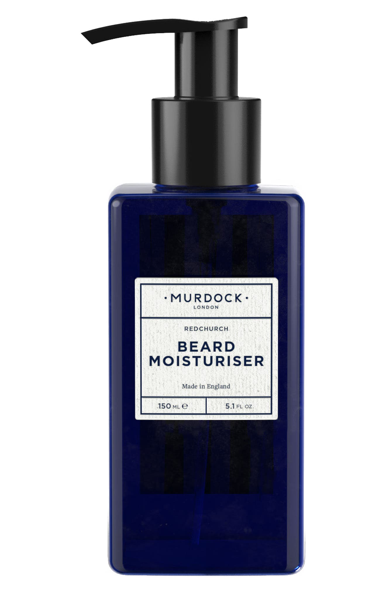 What it is: An all-in-one beard moisturizer that conditions and softens facial hair and the skin underneath. What it does: It leaves your beard looking healthier and feeling more comfortable for you and anyone who comes near it. How to use: Run two pumps upward through your facial hair, as close to the skin as possible daily. Style Name: Murdock London Beard Moisturizer. Style Number: 5576683. Available in stores.
