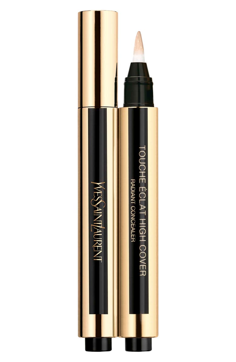 YVES SAINT LAURENT Touche Eclat High Cover Radiant Undereye Concealer Pen, Main, color, 0.5 VANILLA