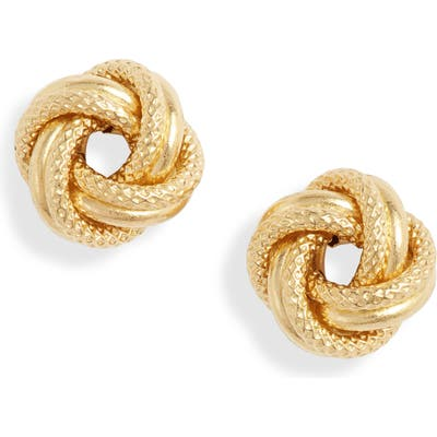 Bony Levy 14K Gold Knot Stud Earrings (Nordstrom Exclusive)