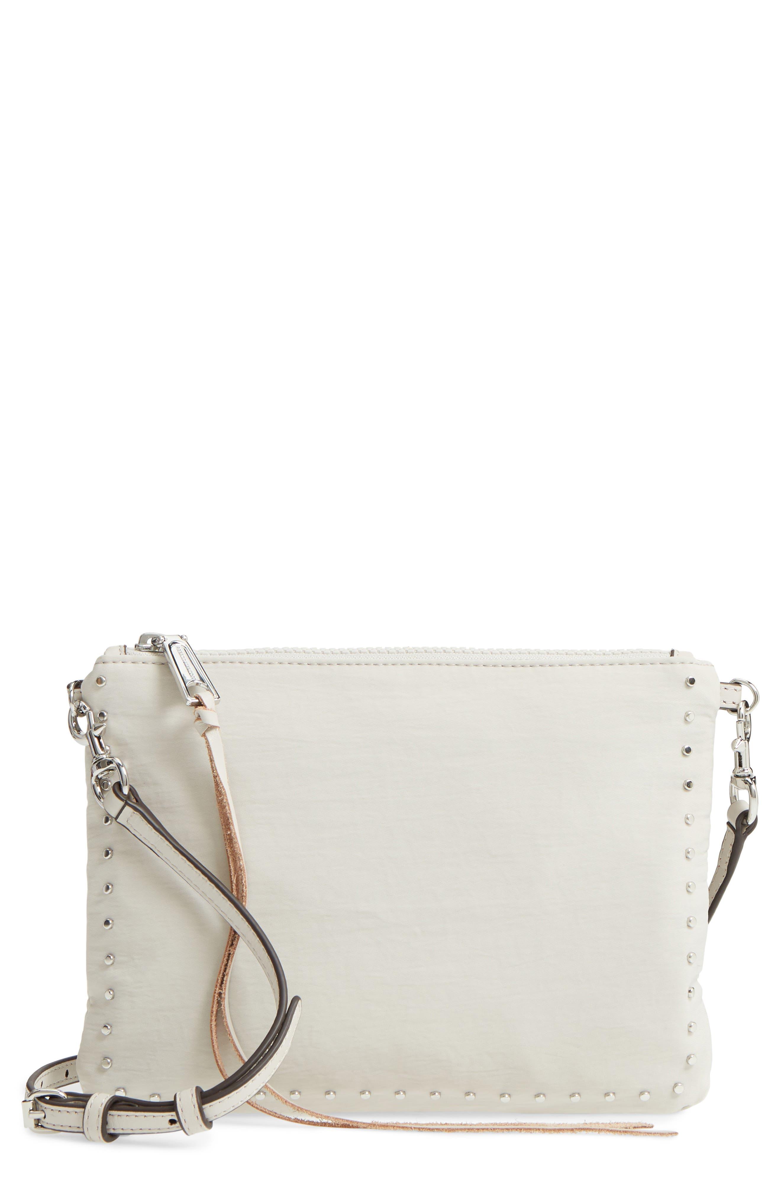 ,                             Jon Studded Nylon Crossbody Bag,                             Main thumbnail 26, color,                             900