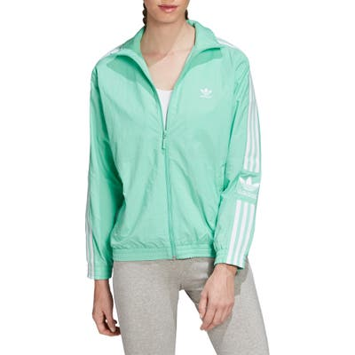Adidas Originals Lock Up Track Jacket, Green