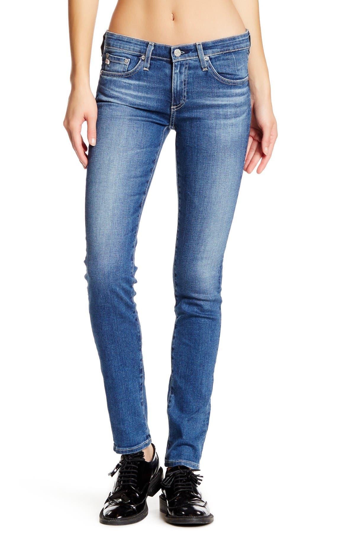 Image of AG The Stilt Slim Leg Jeans