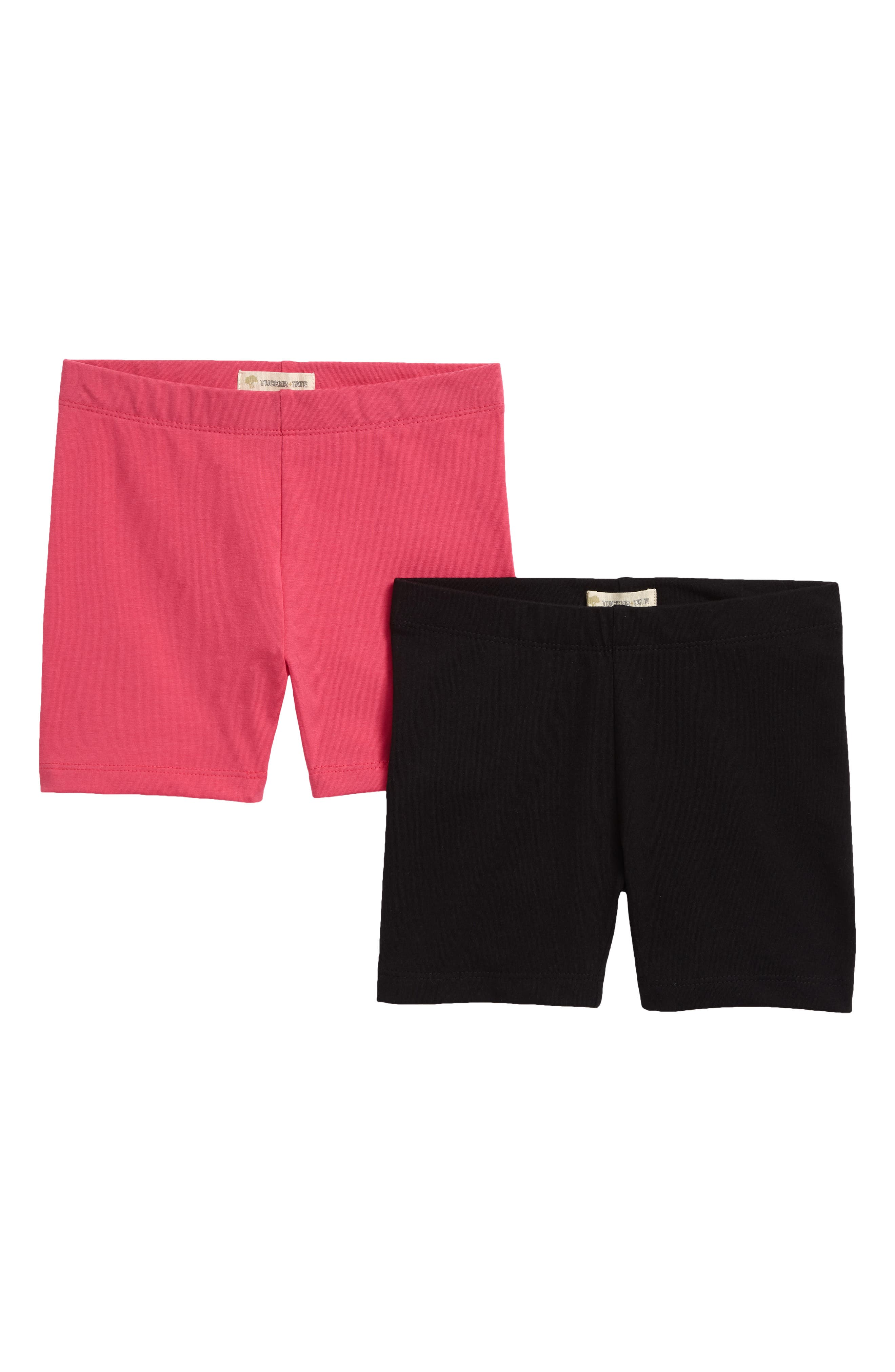 Image of Tucker + Tate Bike Shorts - Set of 2
