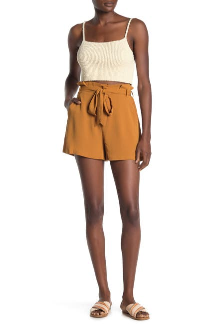 Image of Lush Paperbag Shorts