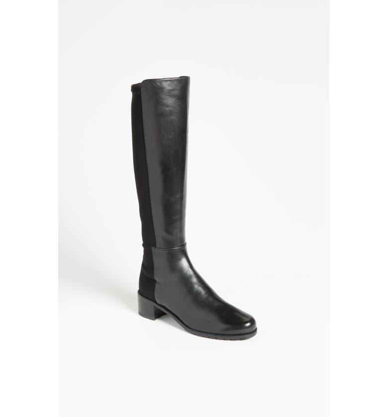 STUART WEITZMAN 'Setaside' Boot, Main, color, 001