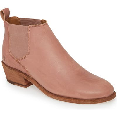 Frye Carson Chelsea Boot, Pink