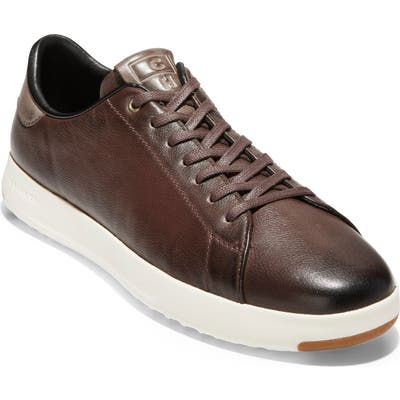 Cole Haan Grandpro Low Top Sneaker, Burgundy