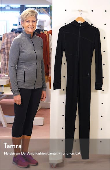Merino 250 Hooded One-Piece Base Layer, sales video thumbnail