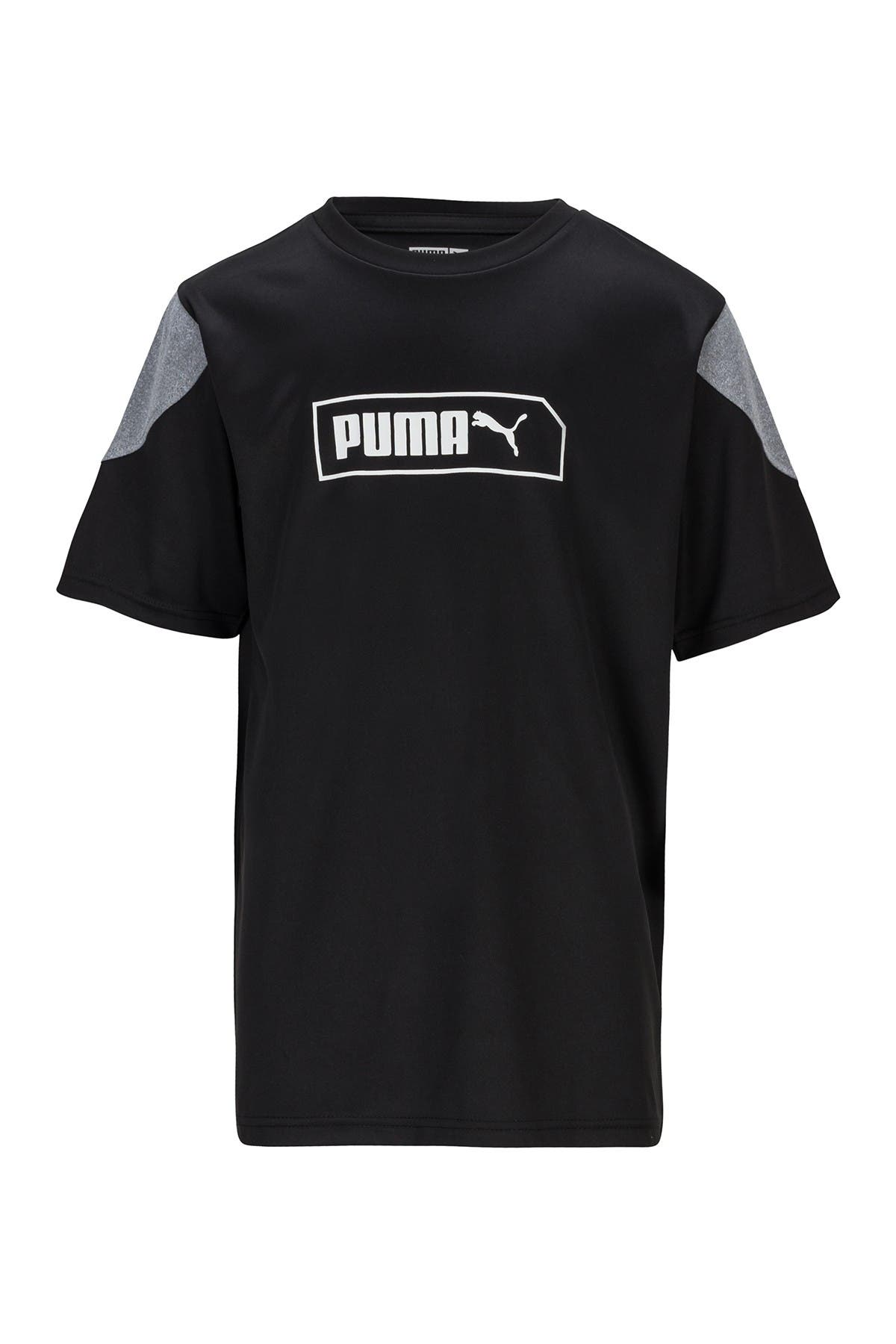 Image of PUMA Nutility Pack Poly Interlock Tee
