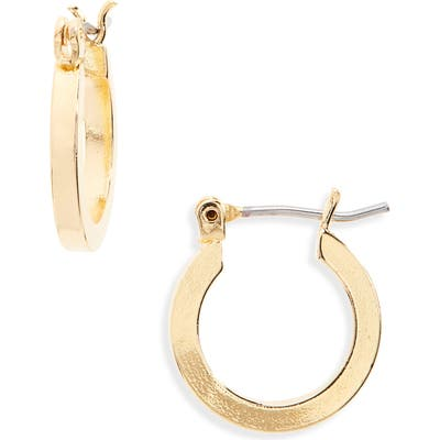 Cam Thick Small Hoops