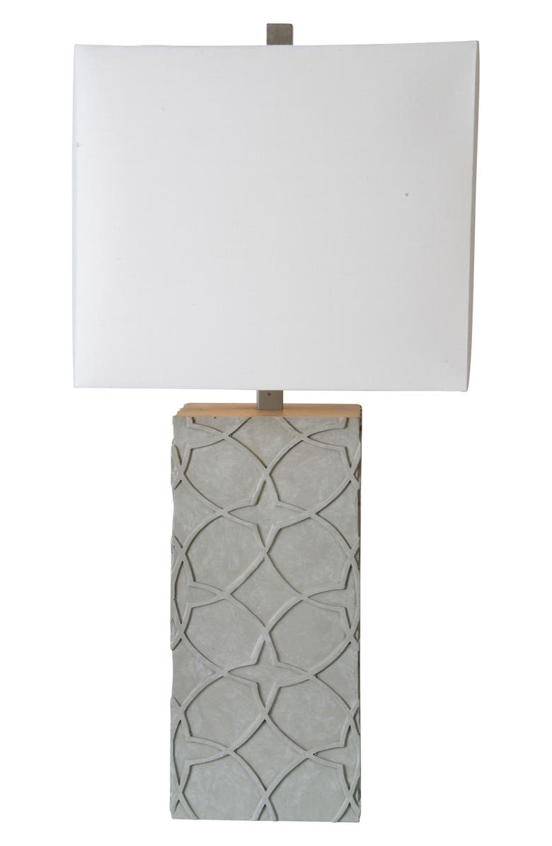 RENWIL Barkly Table Lamp, Main, color, CONCRETE