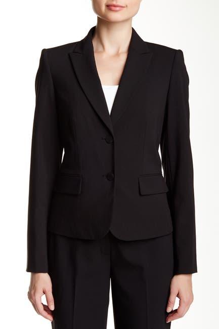 Image of Calvin Klein Two Button Short Jacket