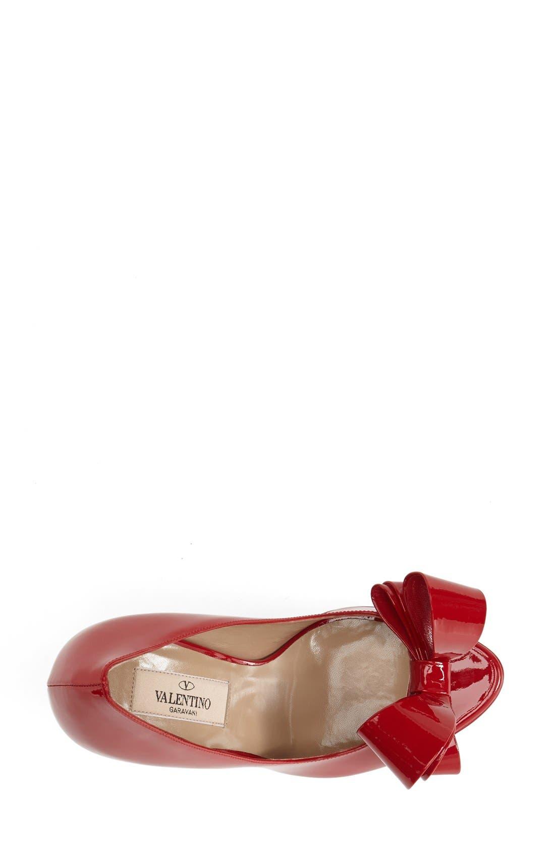 ,                             Couture Bow Platform Pump,                             Alternate thumbnail 25, color,                             600