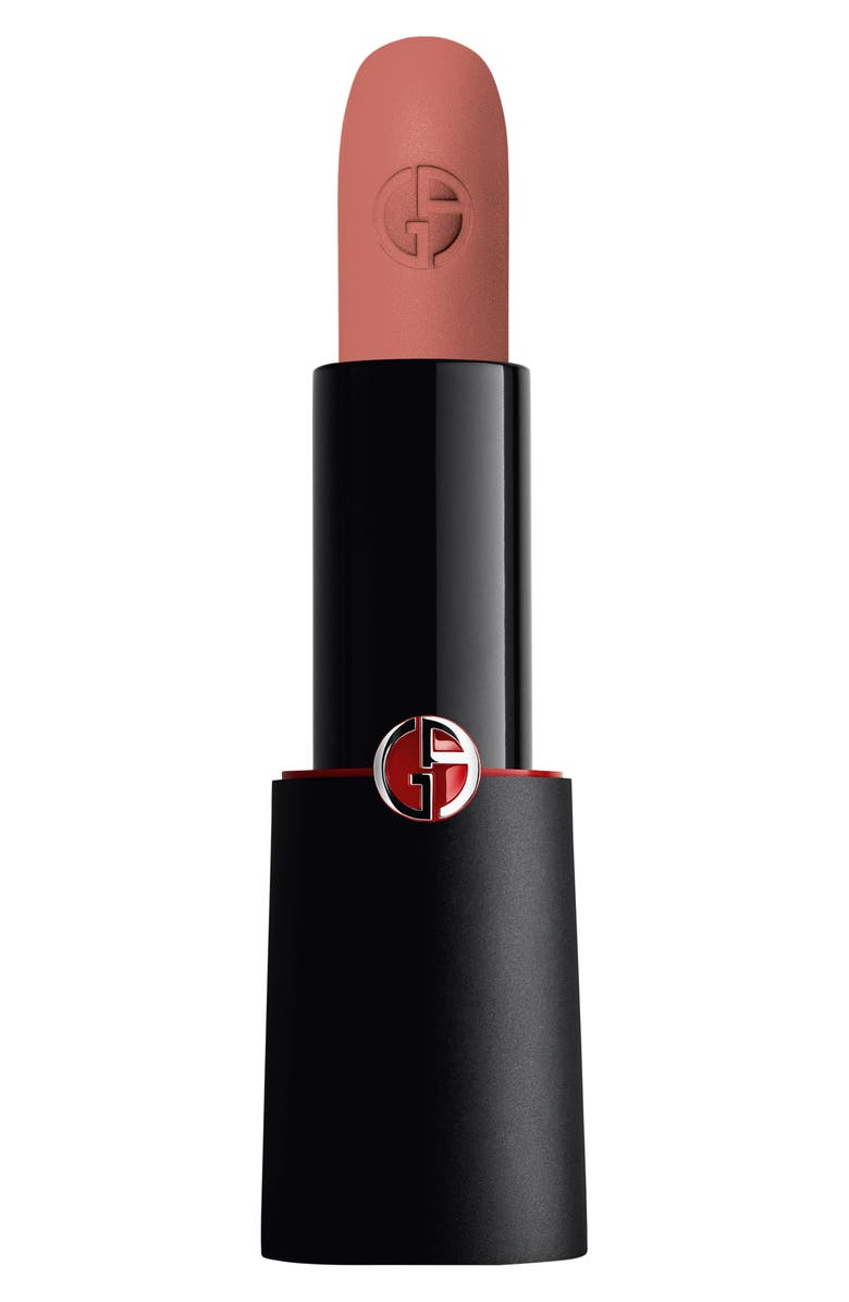 GIORGIO ARMANI Rouge d'Armani Matte Lipstick, Main, color, 102 ANDROGINO/ANTIQUE ROSE