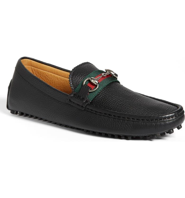 634bd7b8f Gucci 'Damo' Driving Shoe (Men) | Nordstrom