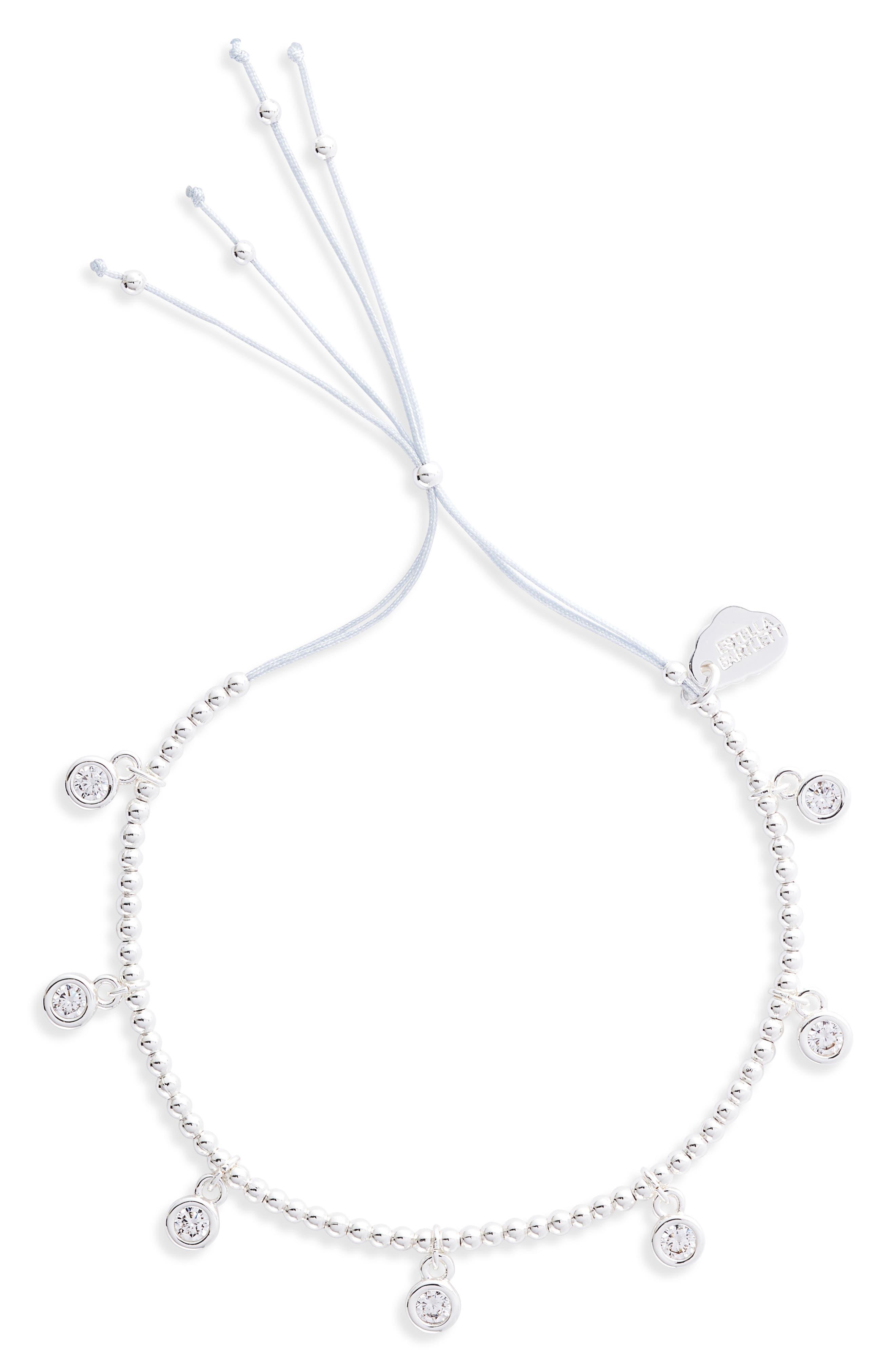Charm Slide Bracelet