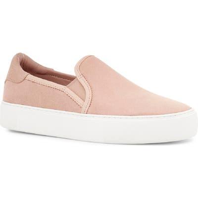 UGG Jass Slip-On Sneaker- Pink