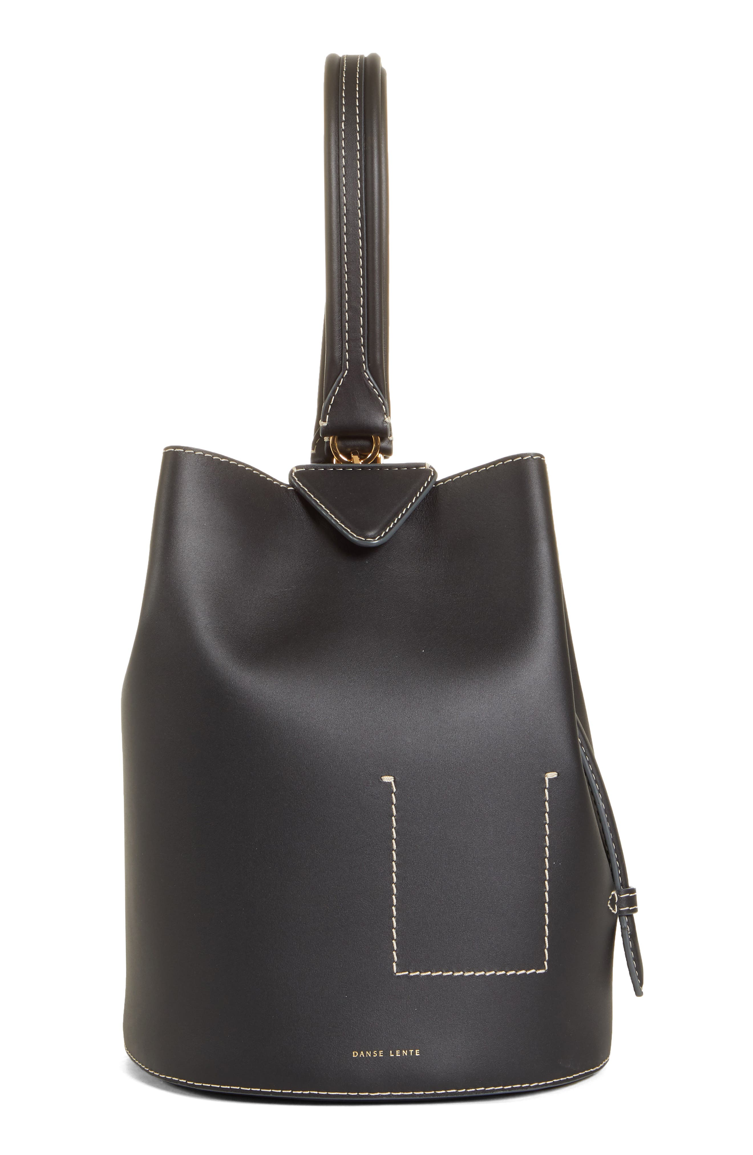 ,                             Jamie Leather Backpack,                             Main thumbnail 1, color,                             BLACK