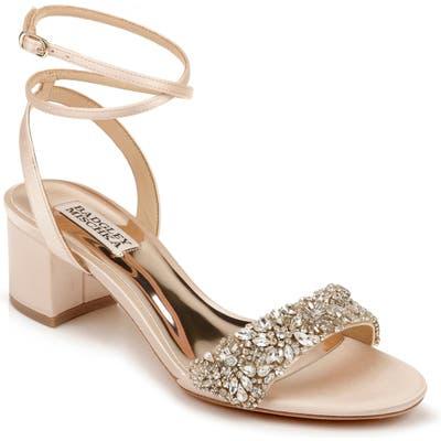 Badgley Mischka Jada Embellished Sandal