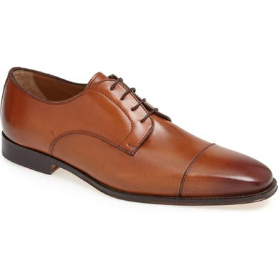 Florsheim Classico Cap Toe Oxford, Brown