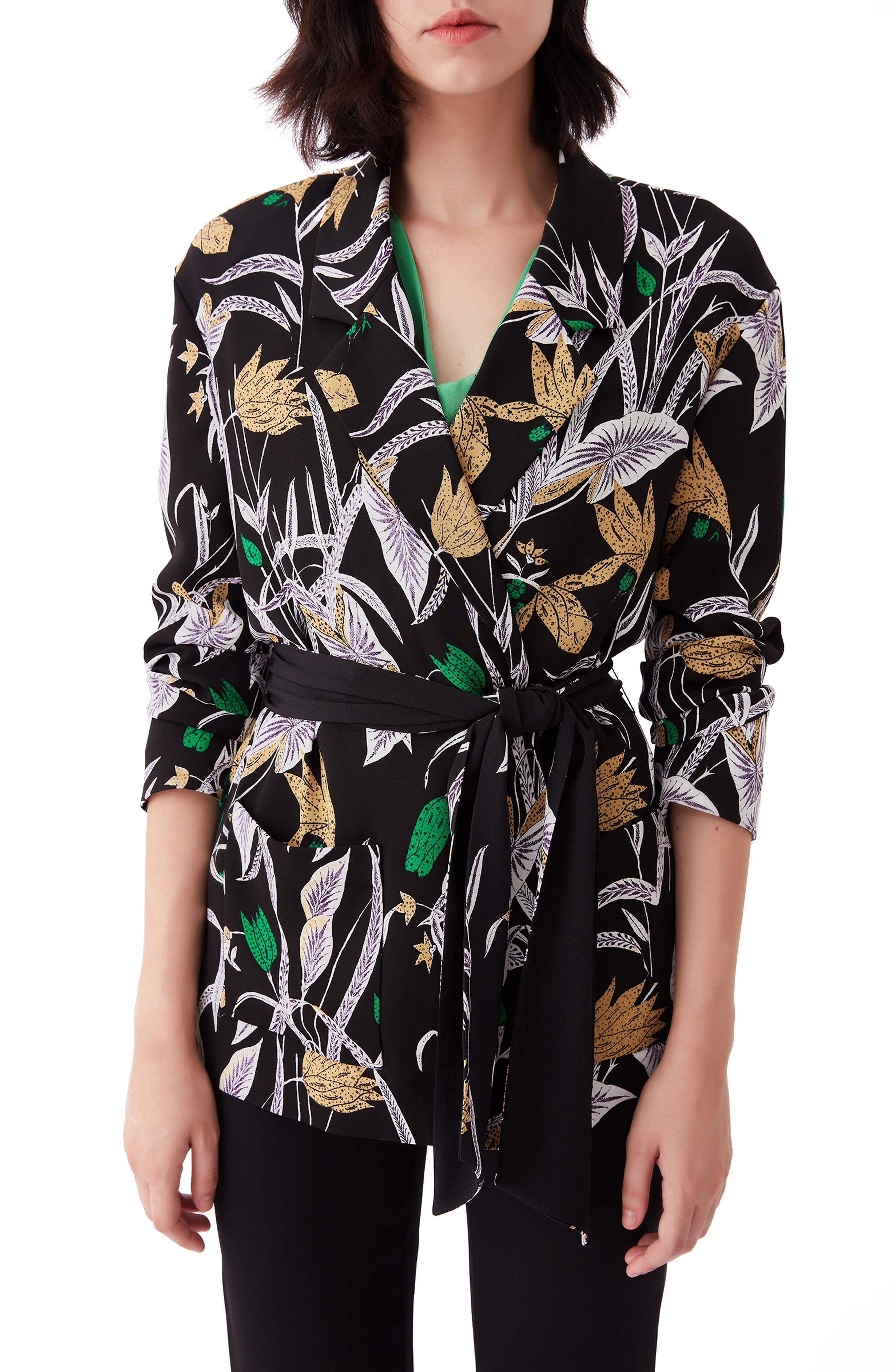 Esther Floral Jacket