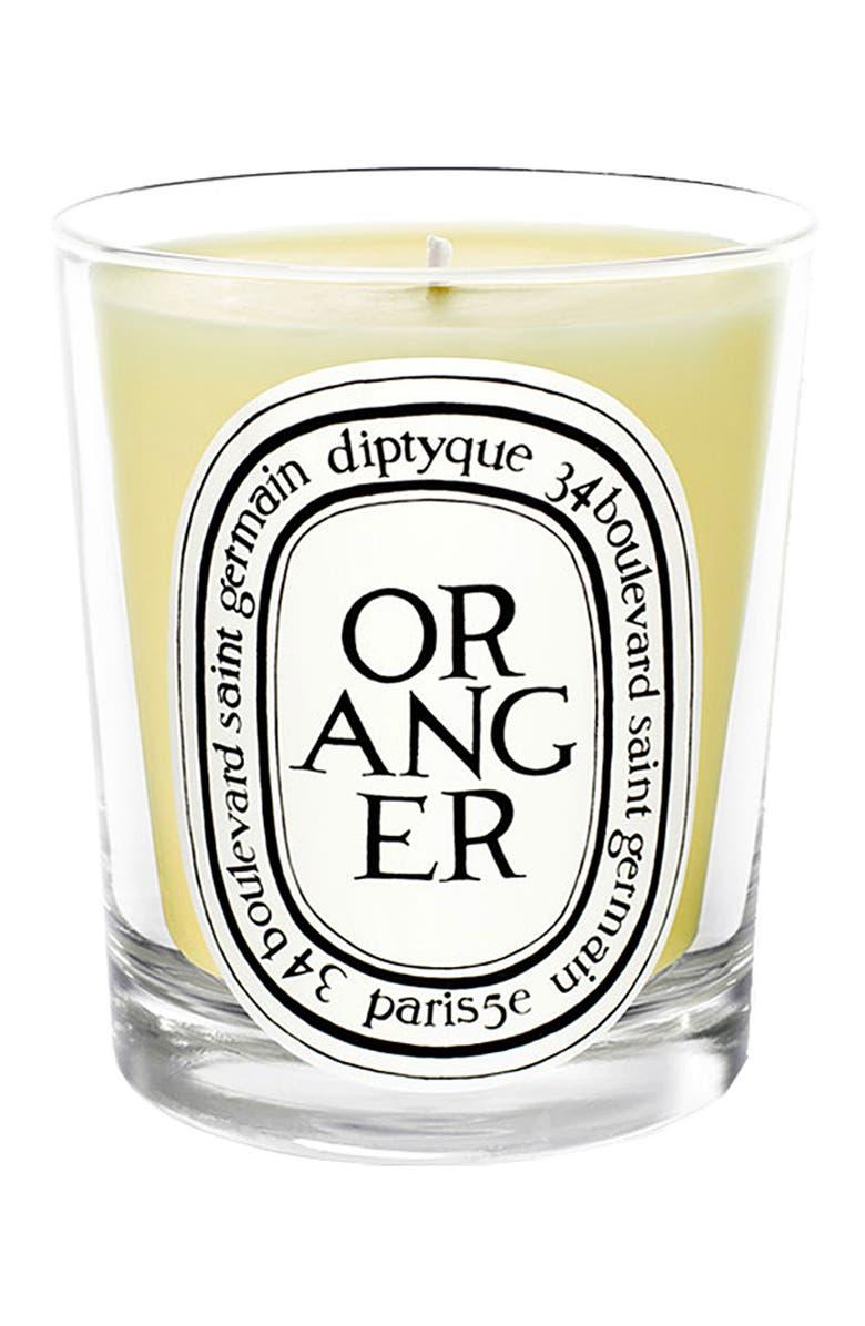 DIPTYQUE Oranger/Orange Tree Candle, Main, color, 000