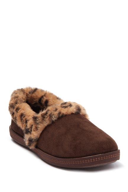 Image of Skechers Cozy Campfire Frisky Gal Faux Fur Lined Slipper