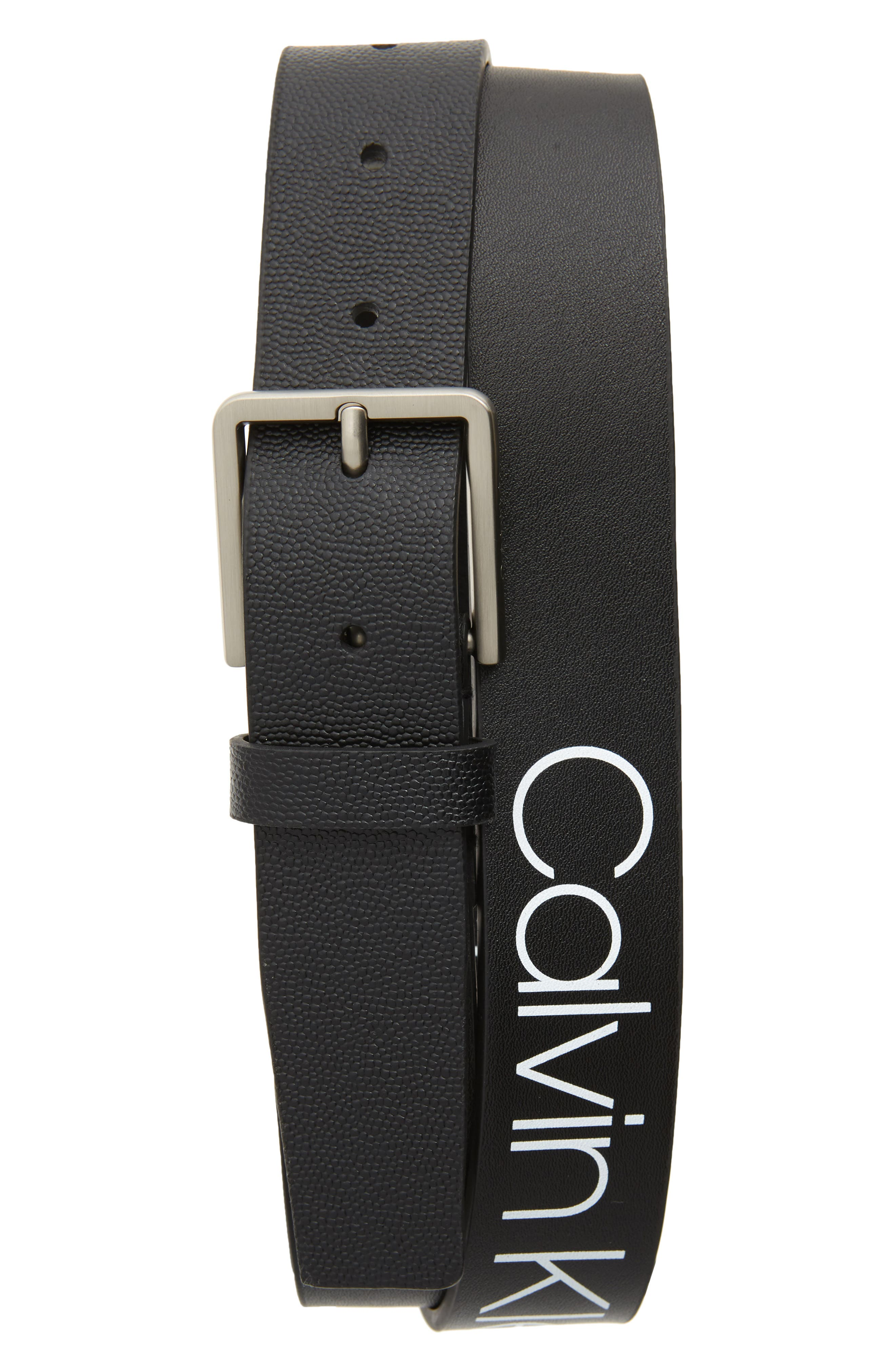 Calvin Klein Belt Faux Leather Belt